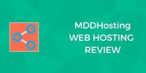 mddhosting review