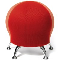 The Posture Improving Exercise Ball Chair - Hammacher ...