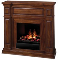 The Most Realistic Electric Fireplace - Hammacher Schlemmer