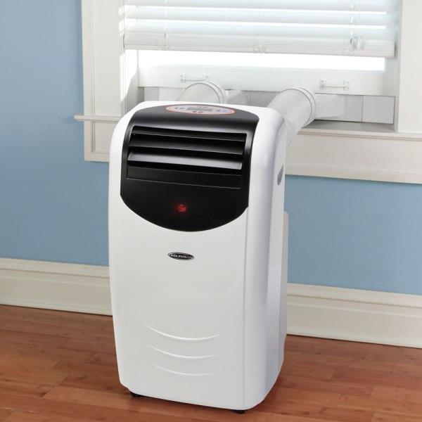 Portable Air Conditioner - Hammacher Schlemmer