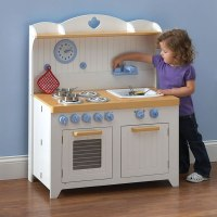 Young Chef's FOLDAWAY KITCHEN PLAYSET New | eBay
