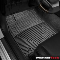 The WeatherTech Laser Fit Auto Floor Mats (Front And Back ...