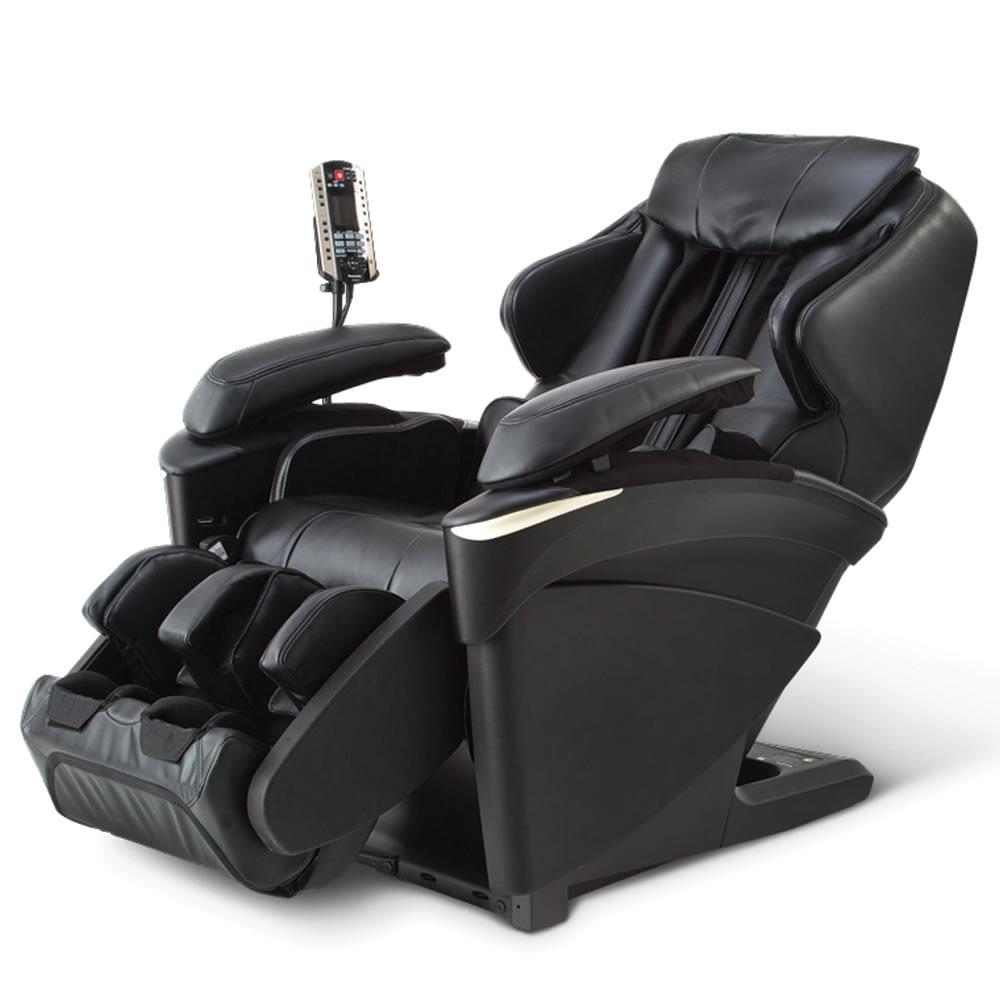 The Heated Full Body Massage Chair  Hammacher Schlemmer