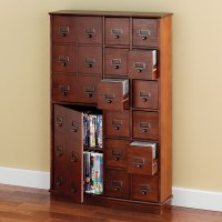 The Space Saving CD/DVD Storage Cabinet