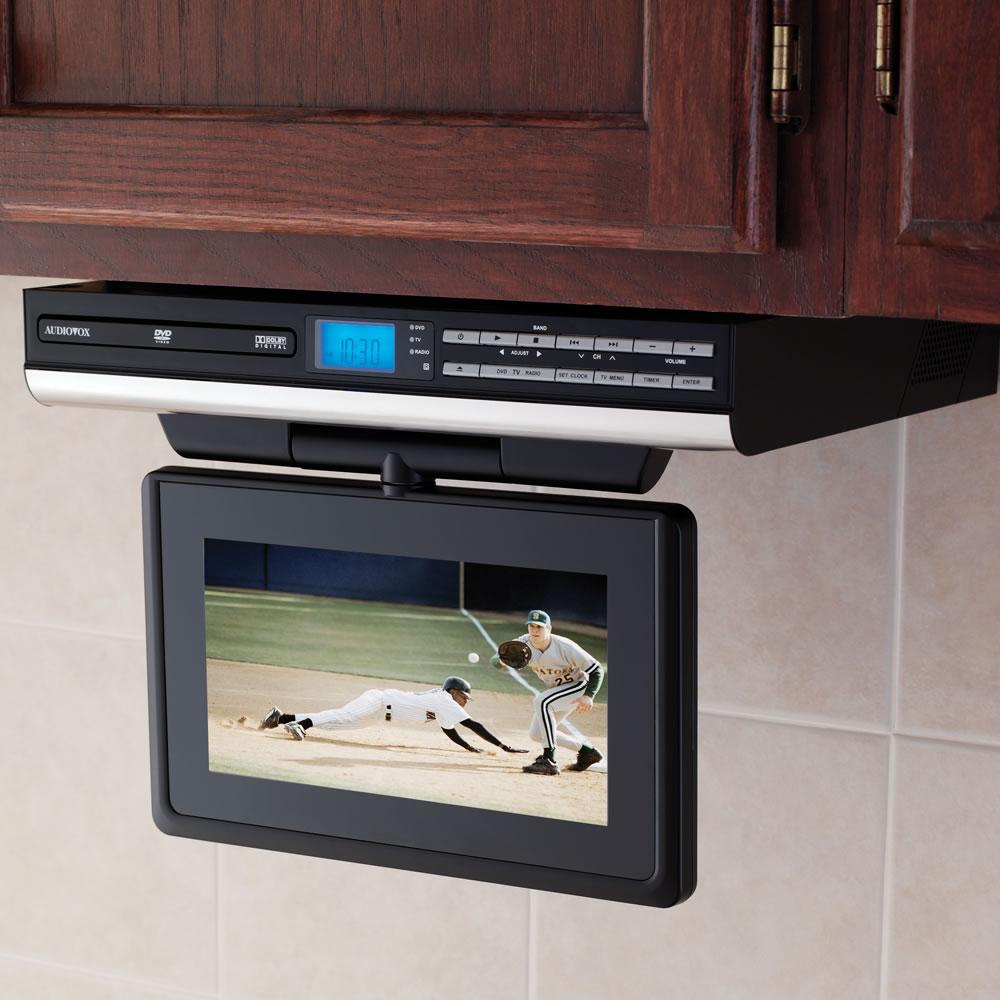 Under Cabinet Tv For Kitchen