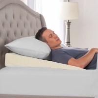 The Sleep Improving Wedge - Hammacher Schlemmer