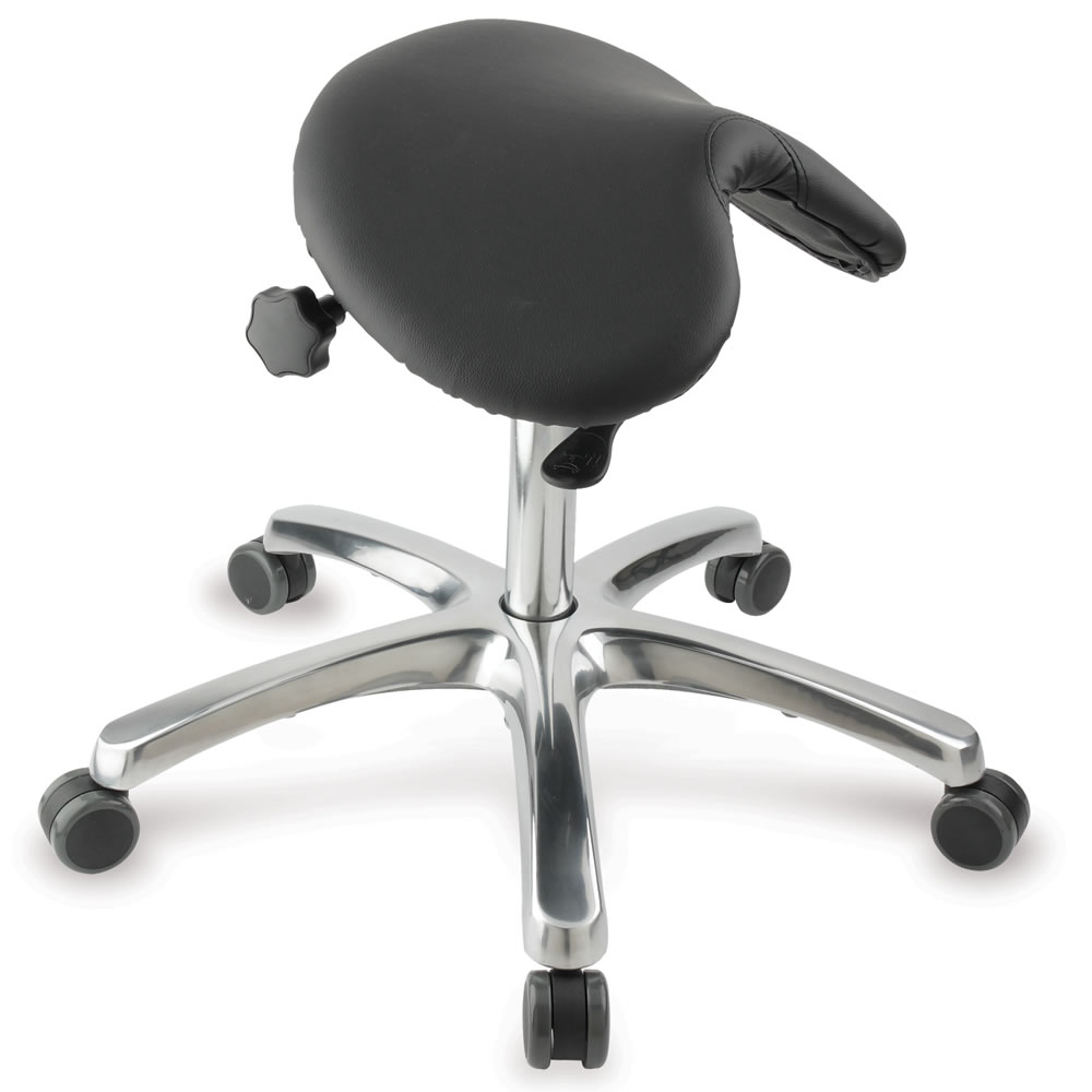nice chair stool adjustable patio chairs the posture improving saddle hammacher schlemmer