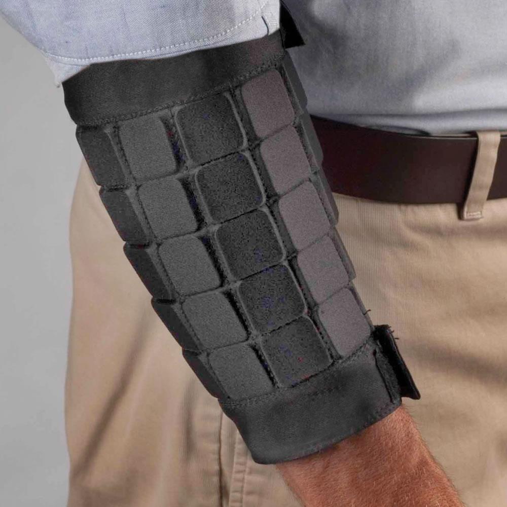 The Under Clothing Resistance Arm Weights Hammacher
