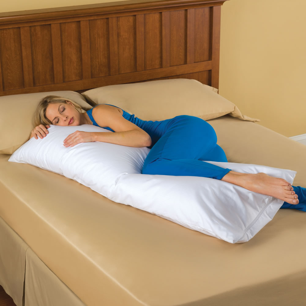 The Temperature Regulating Body Pillow