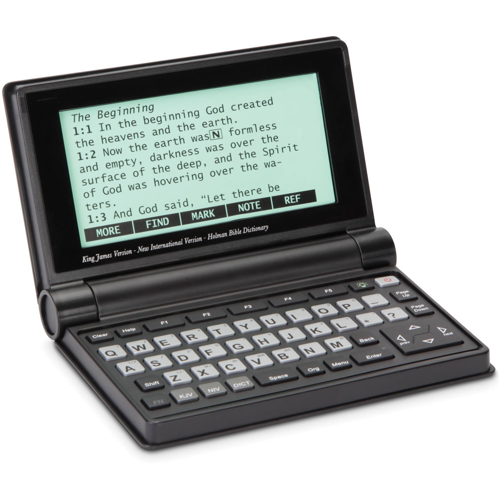 The Electronic Bible And Scripture Dictionary Hammacher