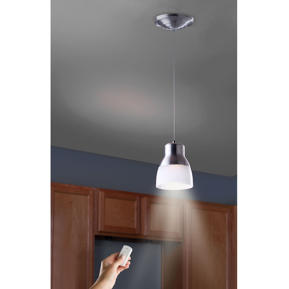 Battery Operated Led Pendant Light