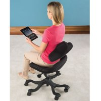 The Optimal Posture Office Chair - Hammacher Schlemmer