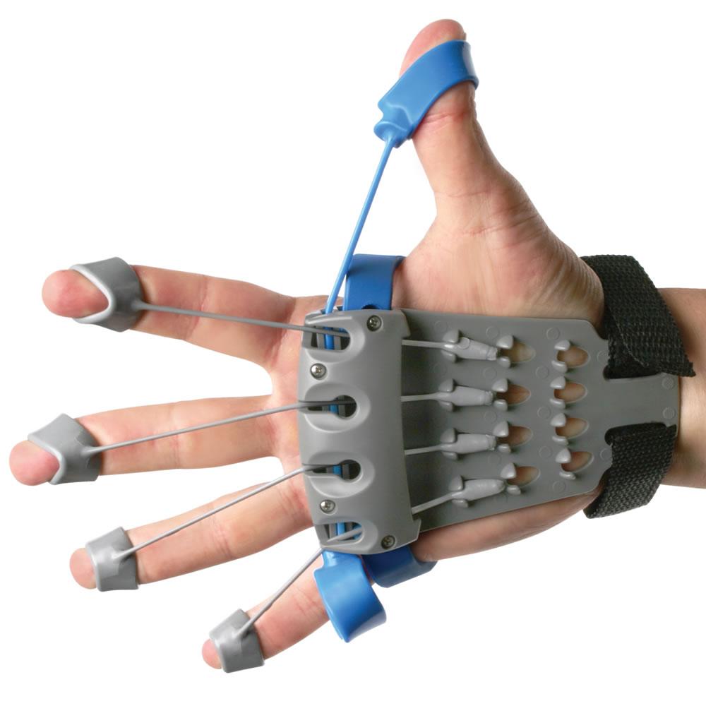 The Hand Fitness Trainer - Hammacher Schlemmer