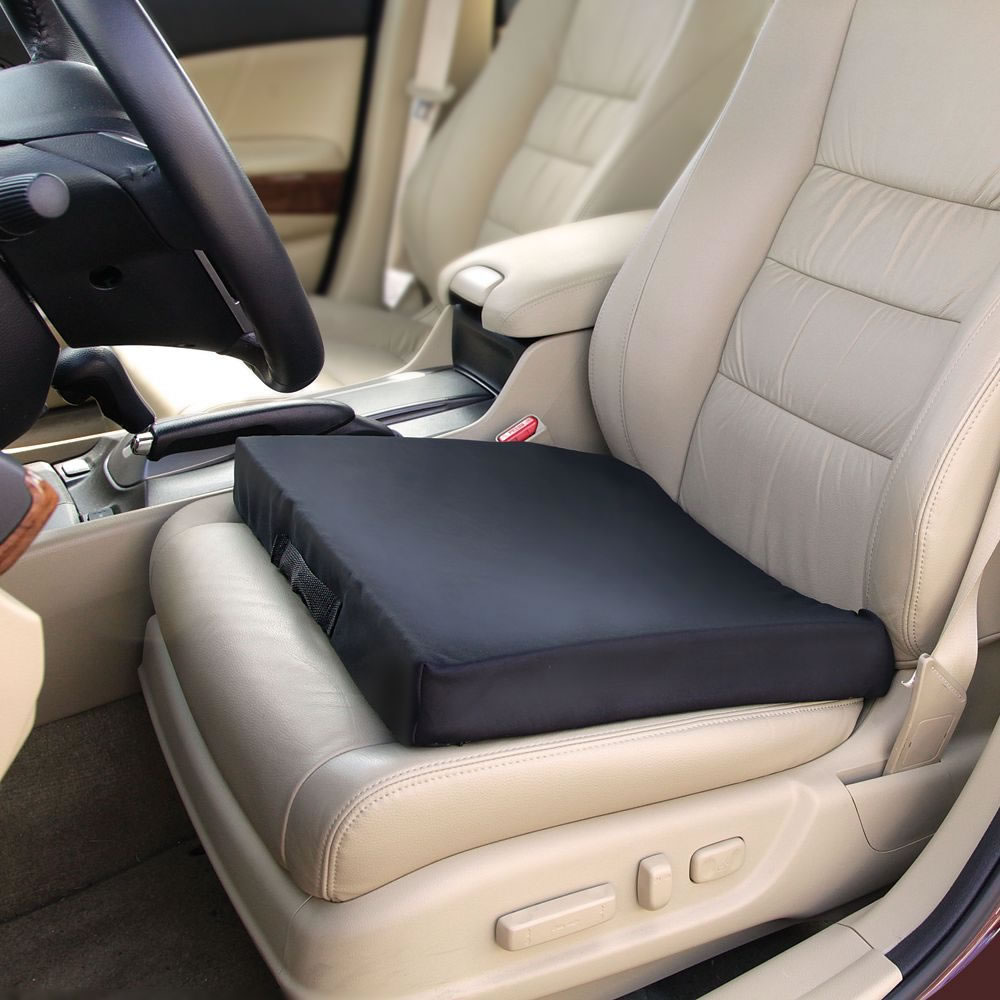 The Truck Drivers Pressure Relieving Cushion  Hammacher