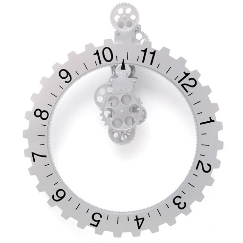 Image result for gear clock