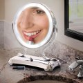 Lighted vanity mirror view lighted vanity mirror