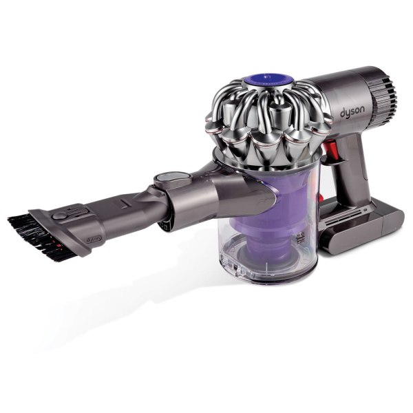 Dyson Cyclonic Suction Hand Vacuum - Hammacher Schlemmer