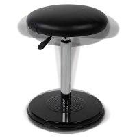 The Active Sitting Office Chair - Hammacher Schlemmer