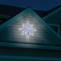 Bethlehem Star Outdoor Decoration - Home Decorating Ideas