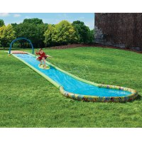 The Only Surfing Water Slide - Hammacher Schlemmer