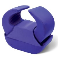 The Stay In Place Knee Pillow - Hammacher Schlemmer