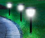 the best solar landscape lights