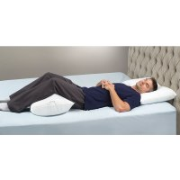 The Lower Back Pain Relieving Pillow System - Hammacher ...
