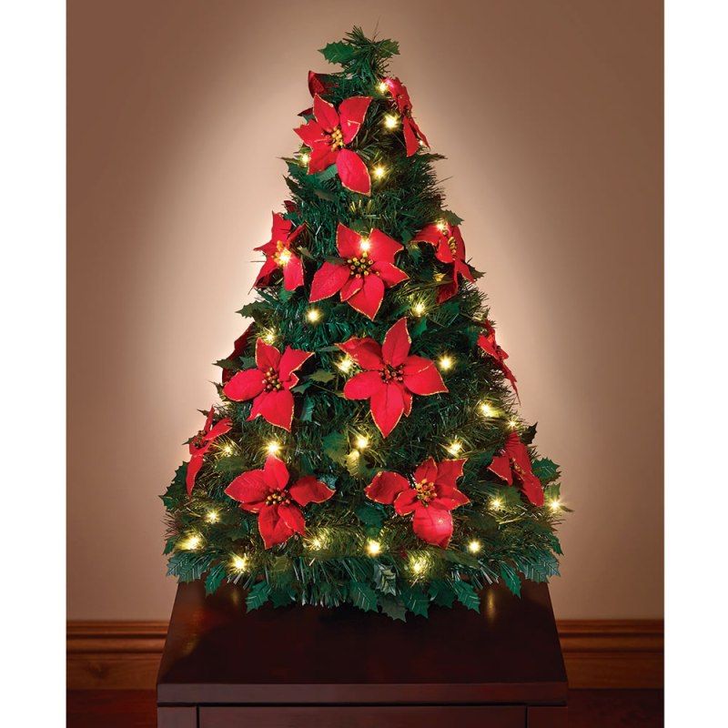 Decorated Tabletop Christmas Trees Reviews