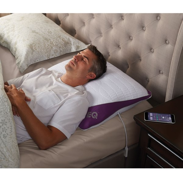 Smart Pillow Snoring