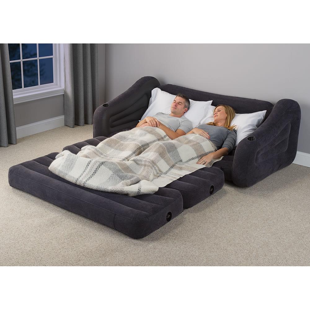 queen size memory foam mattress for sleeper sofa best recliner sets daphne burgundy ...