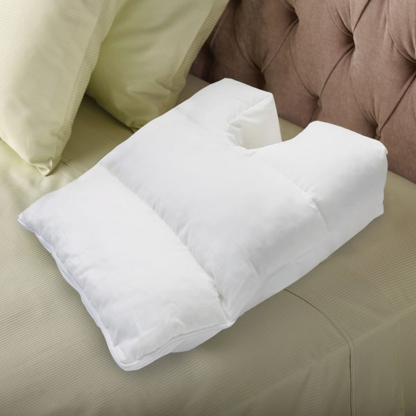 Pain Relieving Wedge Pillow - Hammacher Schlemmer