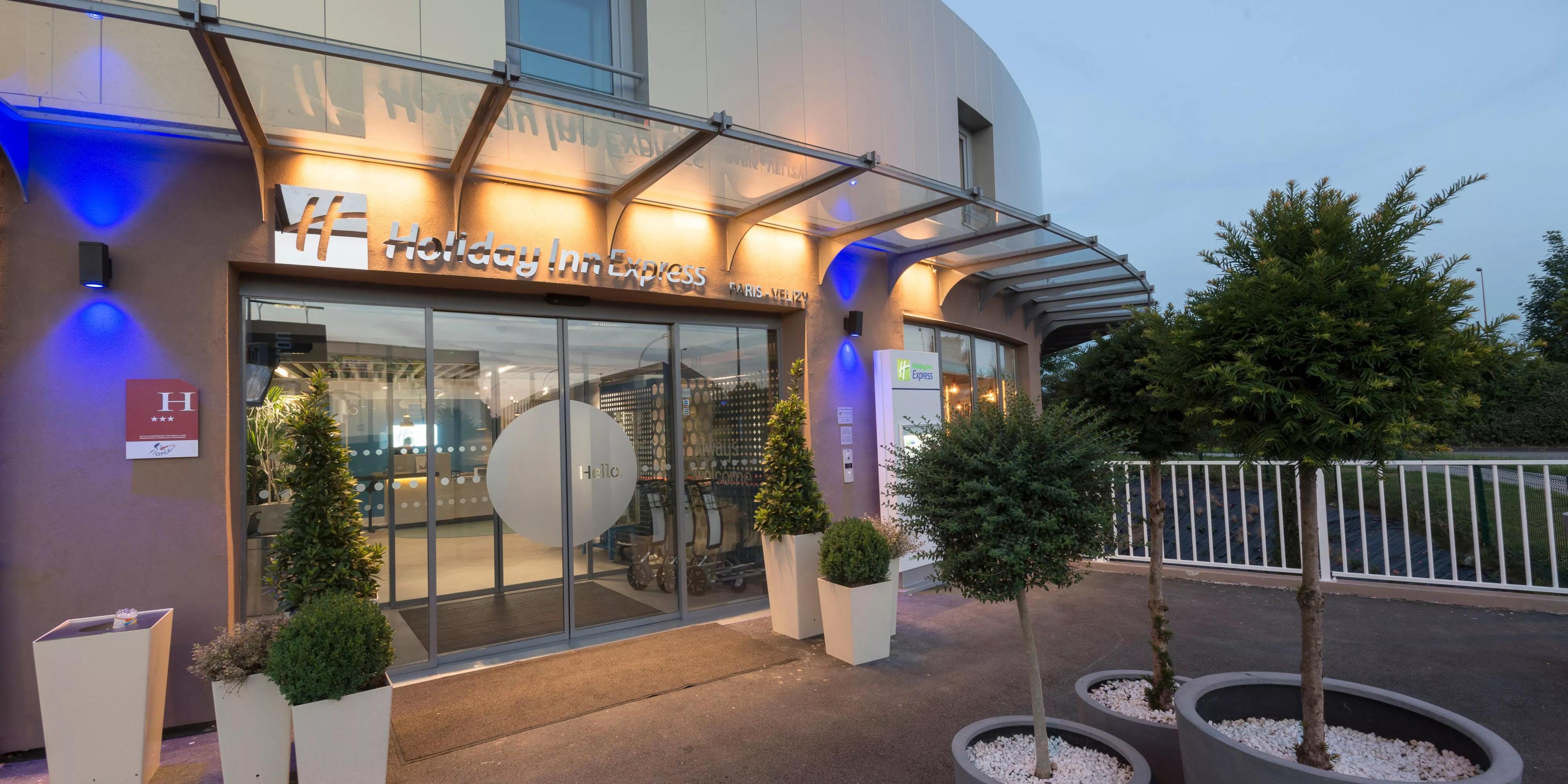 holiday inn express paris velizy