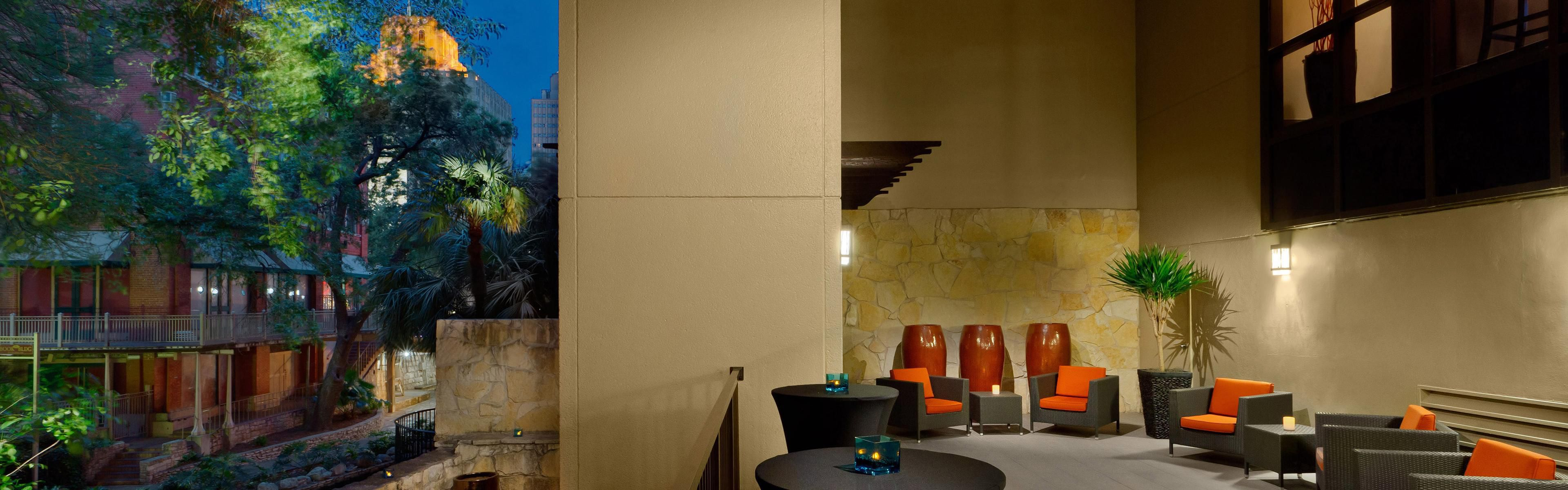 Couchtisch Antonio Holiday Inn San Antonio Hotels | Holiday Inn San Antonio-riverwalk | Amenities