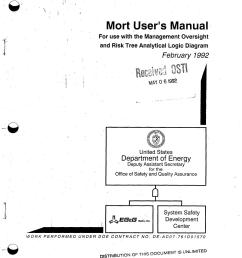 mort user s manual for use with the management oversight and risk tree analytical logic diagram digital library [ 1500 x 1947 Pixel ]