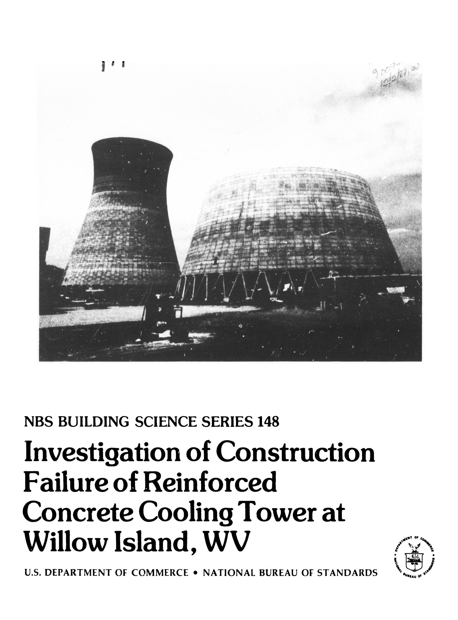 Investigation of Construction Failure of Reinforced