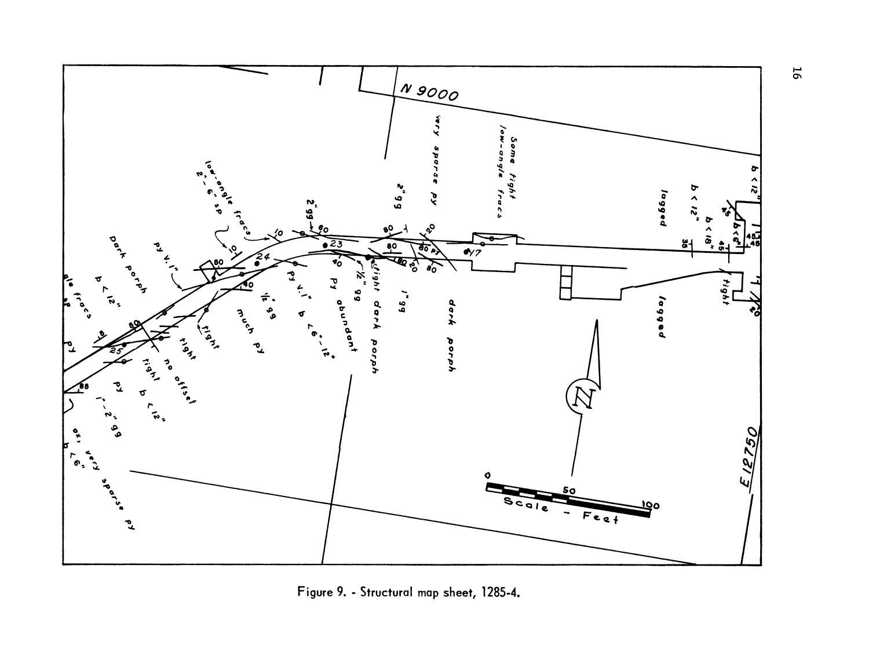 Geologic Factors Related to Block Caving at San Manuel