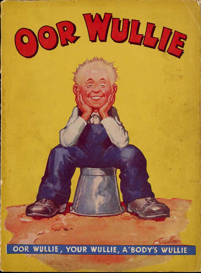 Wullies galleries  Oor Wullie  National Library of Scotland