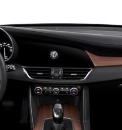 2017 alfa romeo giulia lusso leather and wood interior [ 1761 x 566 Pixel ]