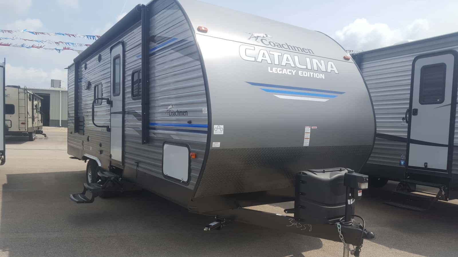 hight resolution of new 2019 coachmen catalina 243rbsle american rv