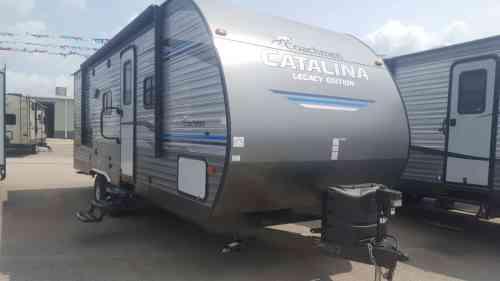 small resolution of new 2019 coachmen catalina 243rbsle american rv