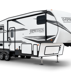 carstairs rv centre has a great selection of new rvs at low prices we carry travel trailers fifth wheels and toy haulers all from industry leading  [ 2400 x 1401 Pixel ]