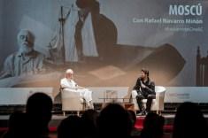 Coloquio con Rafael Navarro Miñón, director de 'Moscú'.