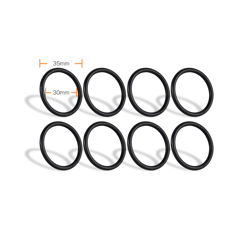 8 x Tappet Cover O-Rings 91302-001-020 For Honda CB750