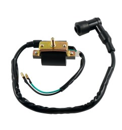 details about 6v 2 wires ignition coil brand new for honda c70 cl70 ct70 sl70 xl70 z50a [ 1000 x 1000 Pixel ]