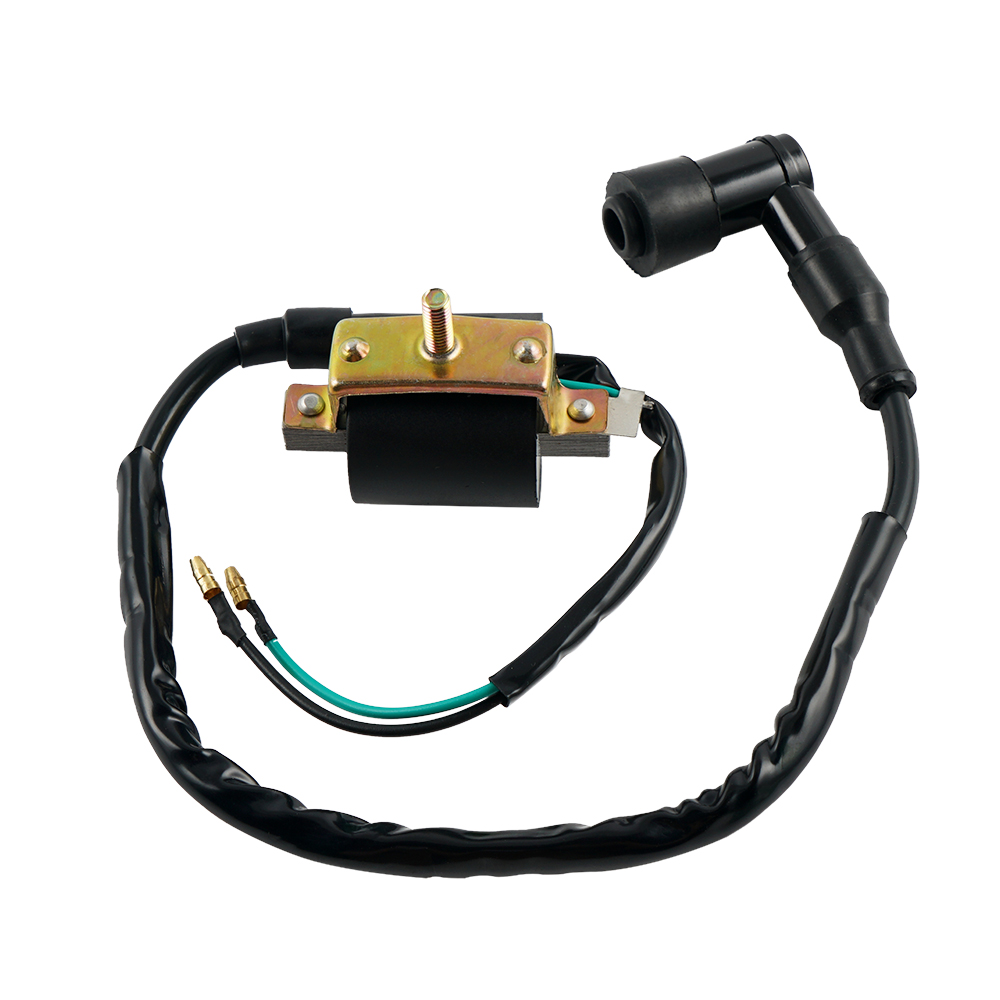 hight resolution of details about 6v 2 wires ignition coil brand new for honda c70 cl70 ct70 sl70 xl70 z50a