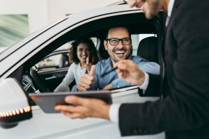 Year-End Auto Sales Marketing
