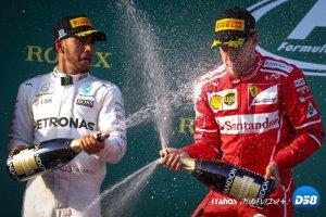 F1: Vettel y Ferrari vuelven a ganar un año y medio después