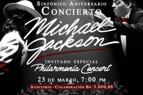 «Michael Jackson Sinfónico» en el marco del 64 aniversario del CBAAM