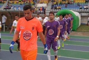 FútVe: Titanes FC batalló hasta el final para vencer a Llaneros EF