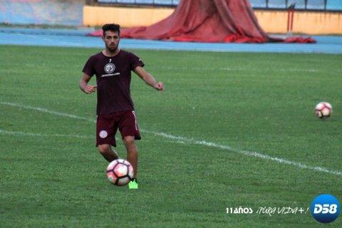 Lautaro Acosta, atacante de Lanús: «Arango es un jugador de temer»
